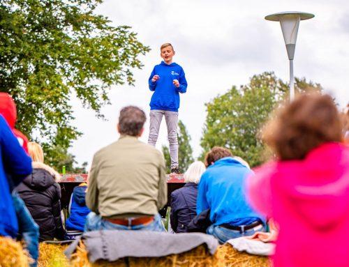 Stadkamer en Zwolle Unlimited organiseert IK TOON op de stoep